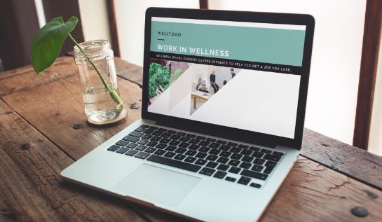 Work in Wellness online careers course