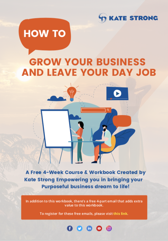 FREE eCourse: How to Grow Your Business