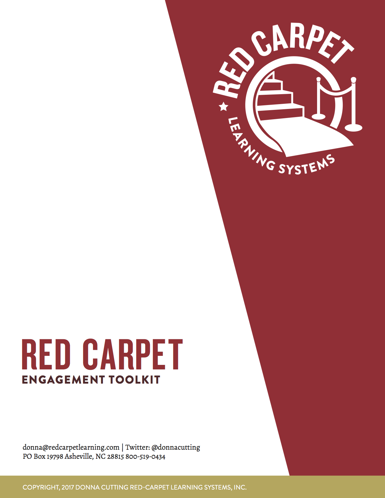 Red Carpet Engagement Toolkit