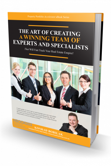 The Art Of Creating A Winning Team Of Experts & Specialists