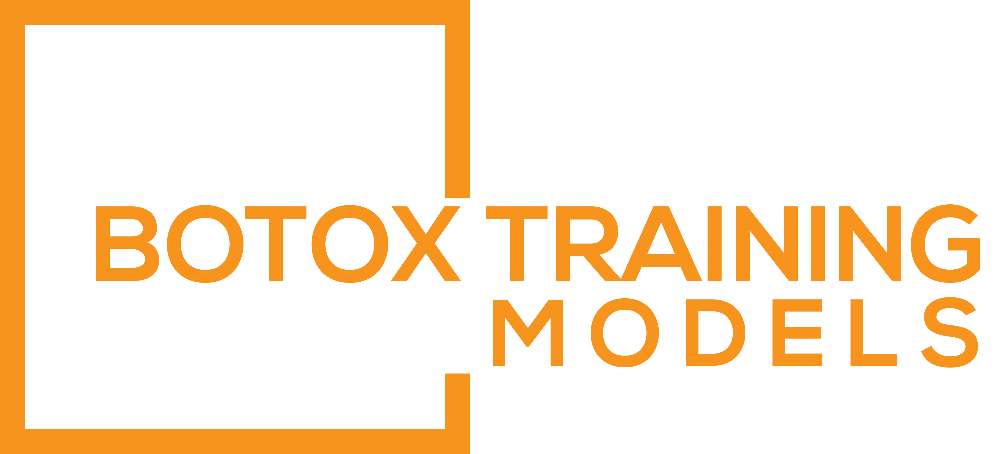 Botox Training Models Logo