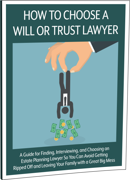 Book cover of How To Choose A Will Or Trust Lawyer