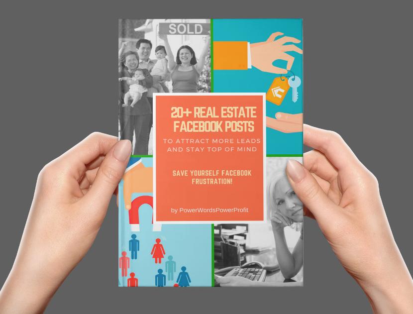 Real Estate Facebook Posts