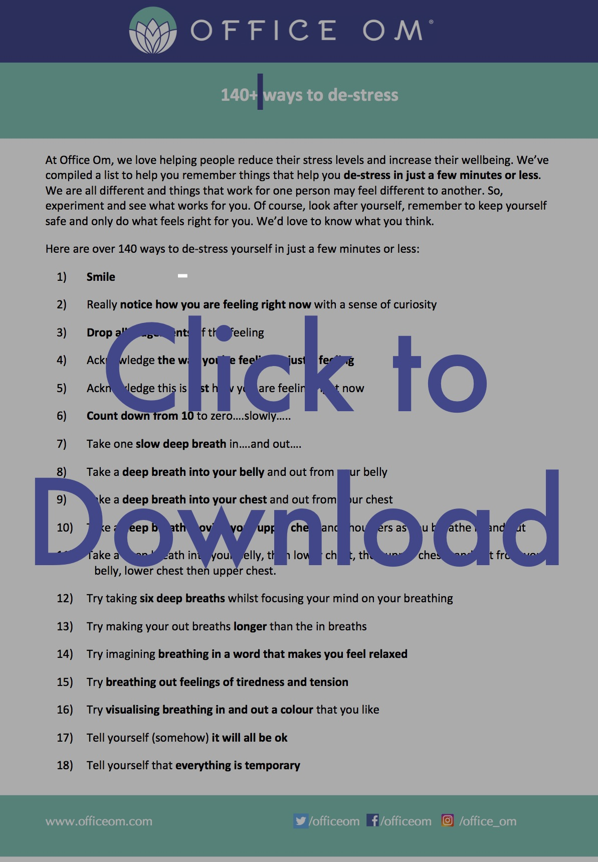 Free Office Om download