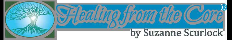 Healing From the Core Logo