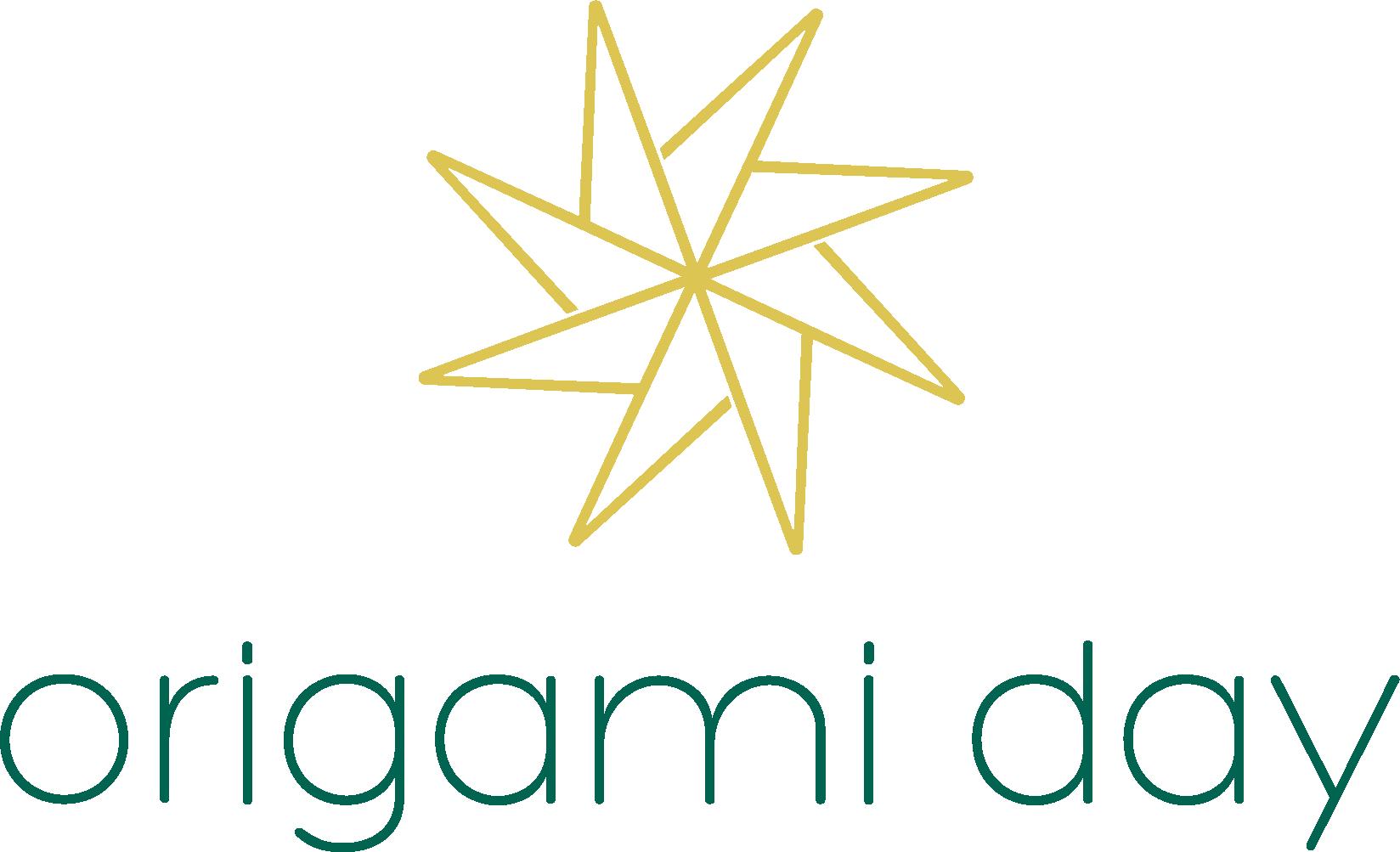 Origami Day Logo