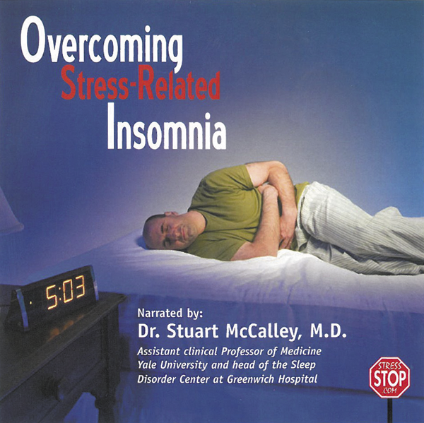 Overcoming Stress Related Insomnia