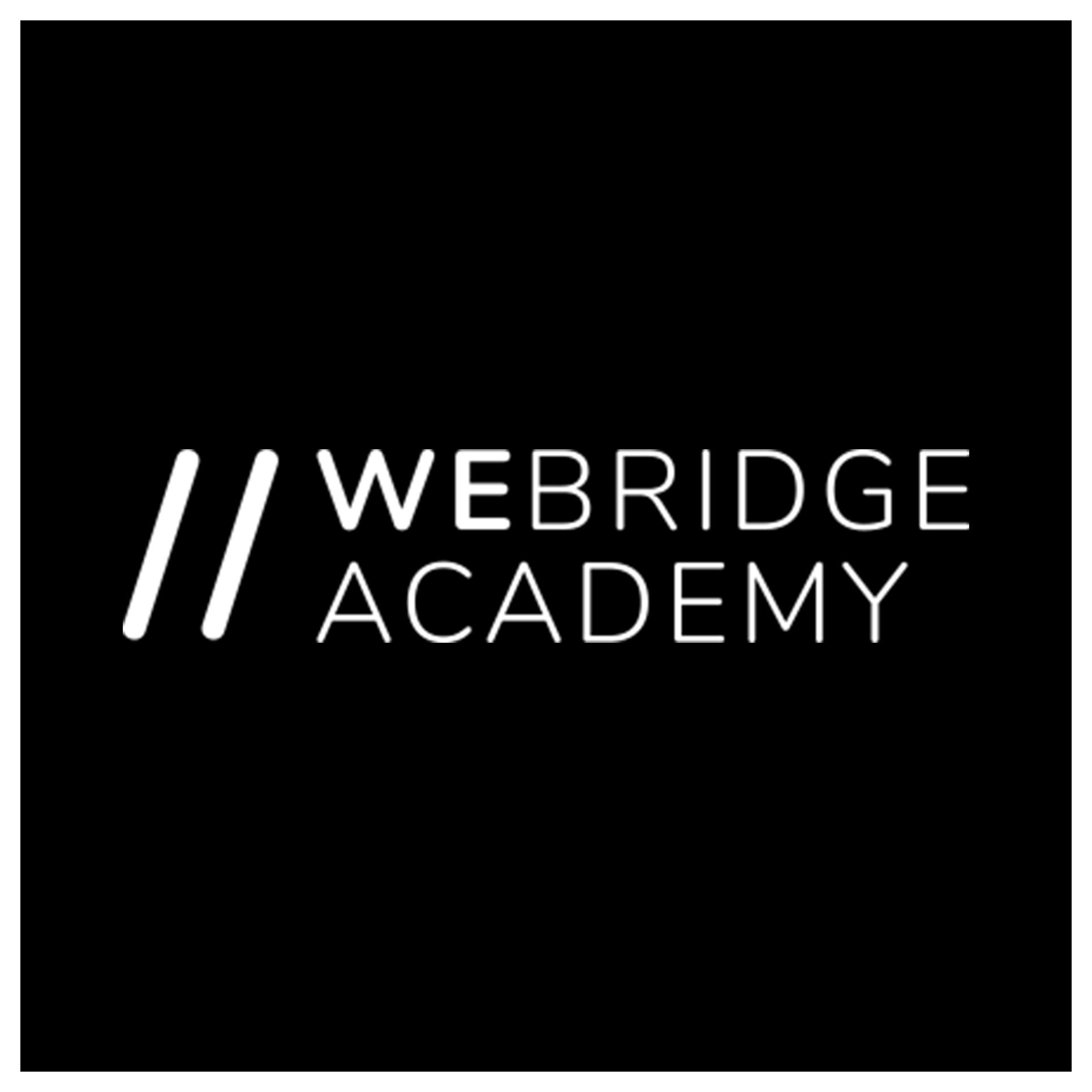 WEBridge Academy Logo