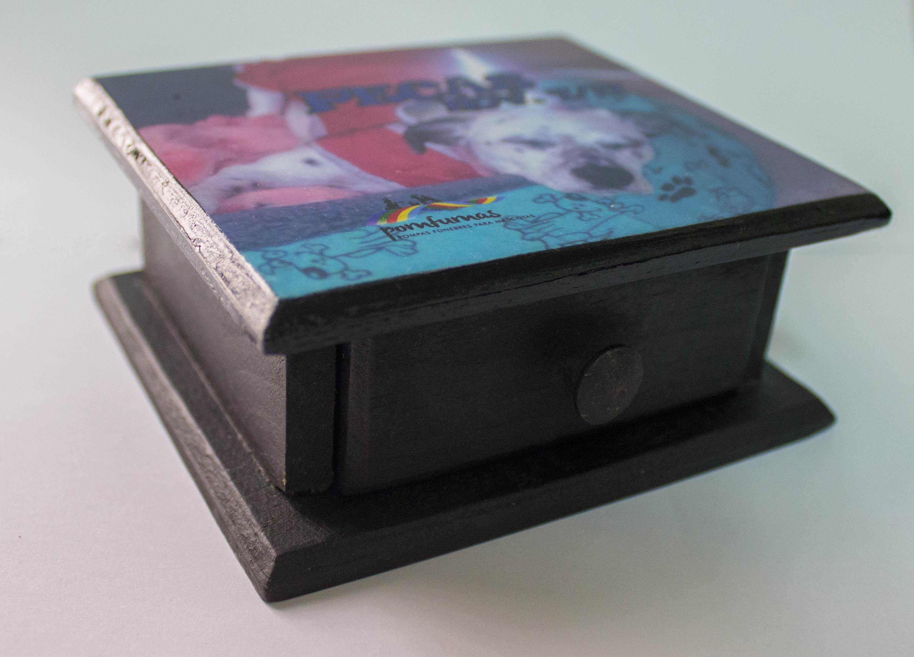 caja de Mechón