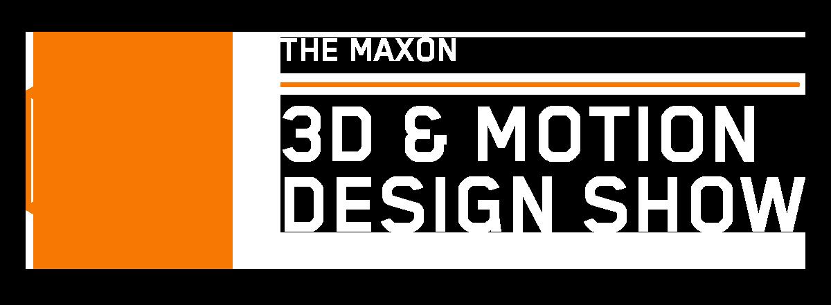 3D and Motion Design Show Logo Logo