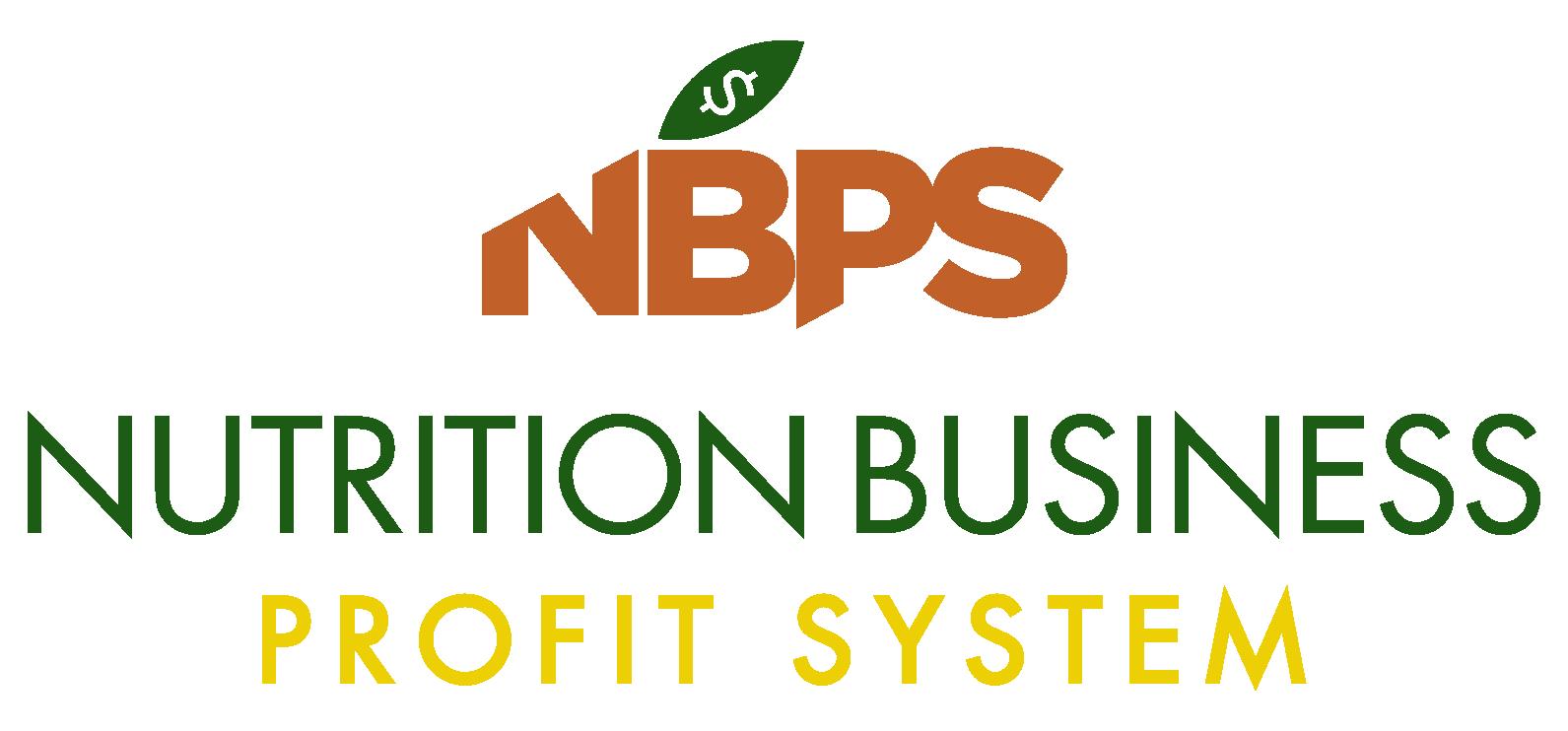 Monetize Your Nutrition Knowledge Logo