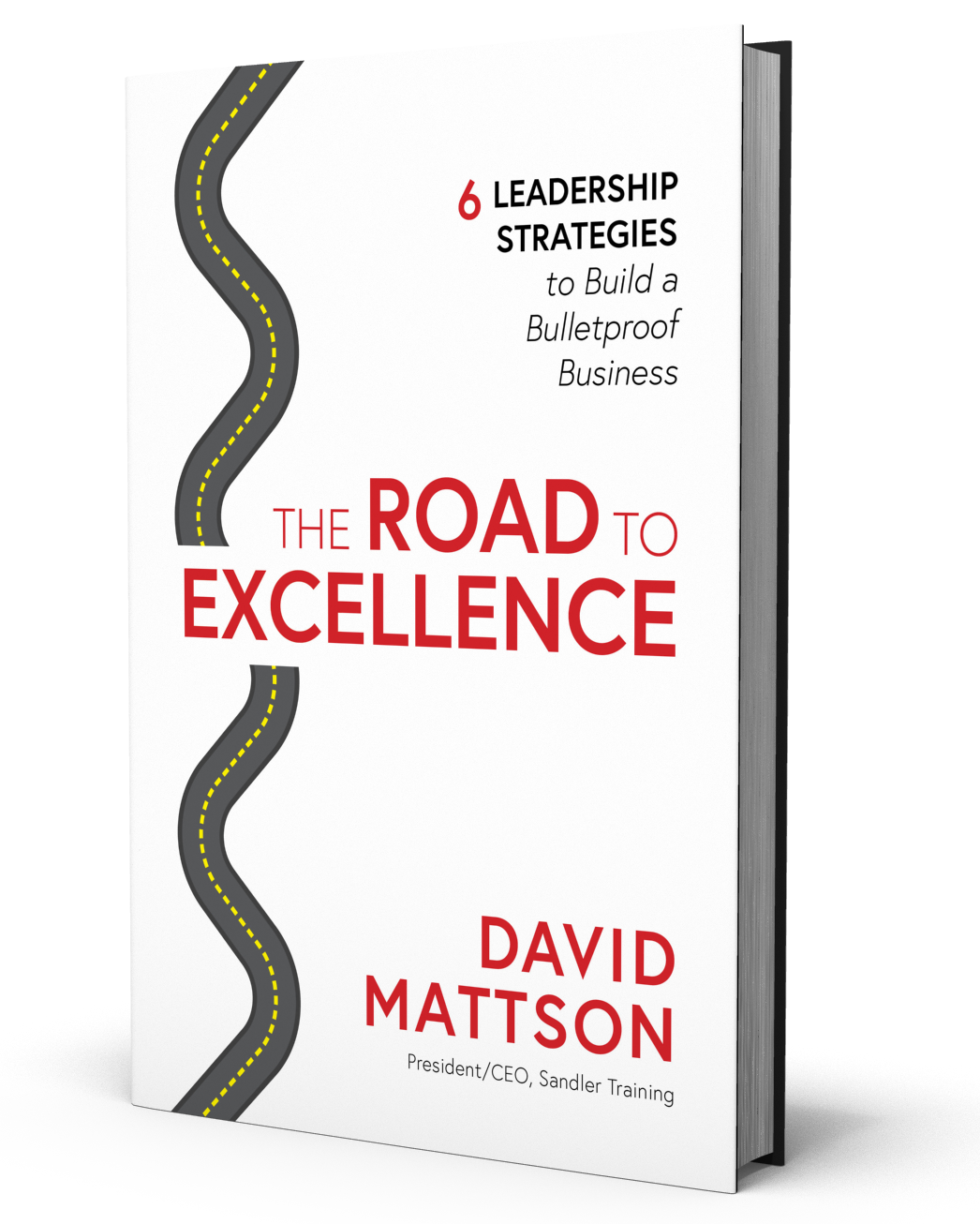 The Road to Excellence Book Cover