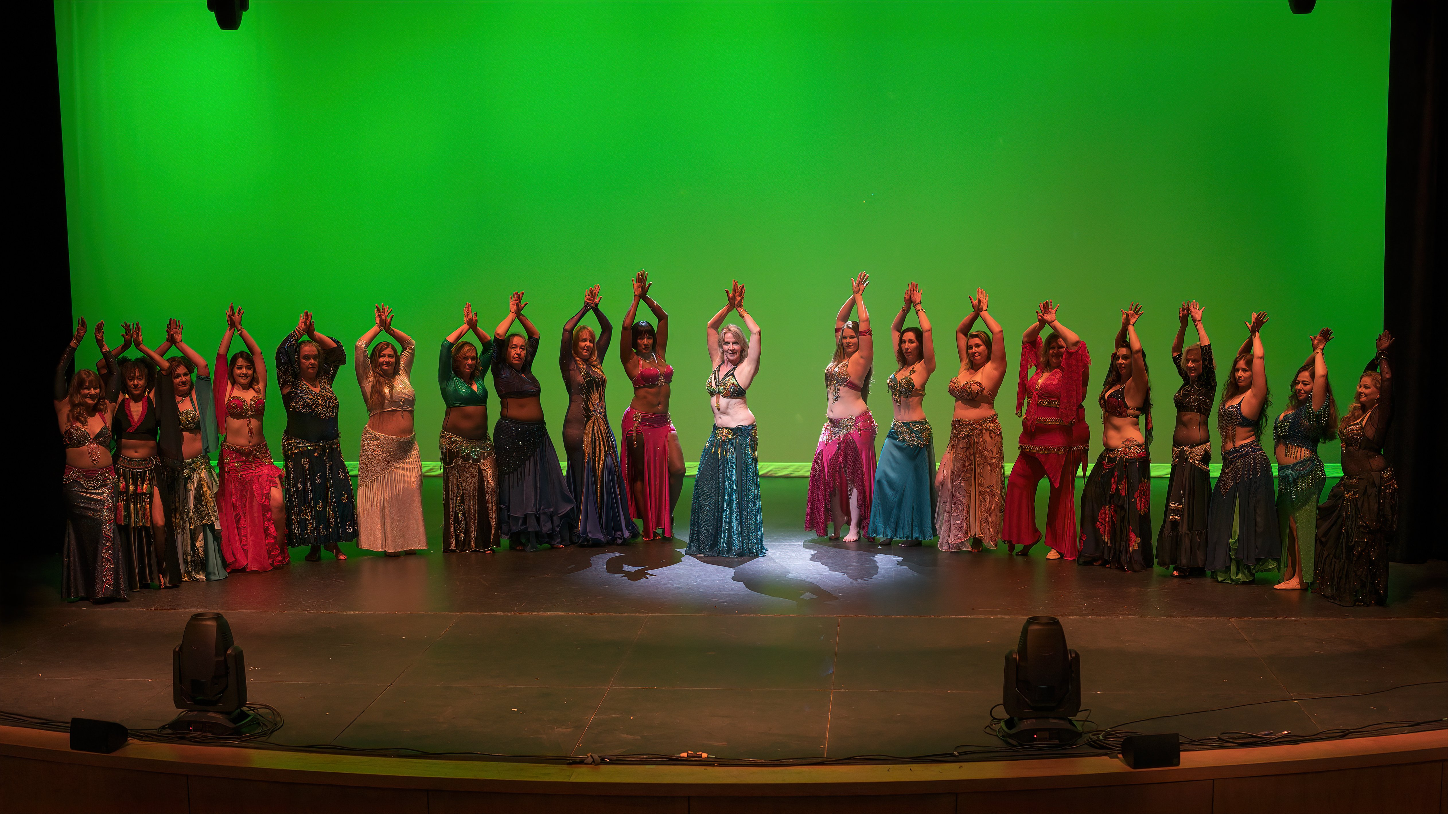 Project Band Belly Dancers | GBDAC2021