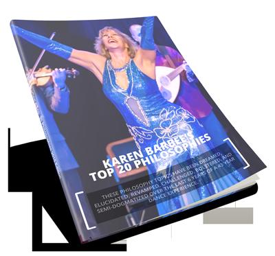 Karen Barbee | Top 20 Philosophies | EBook