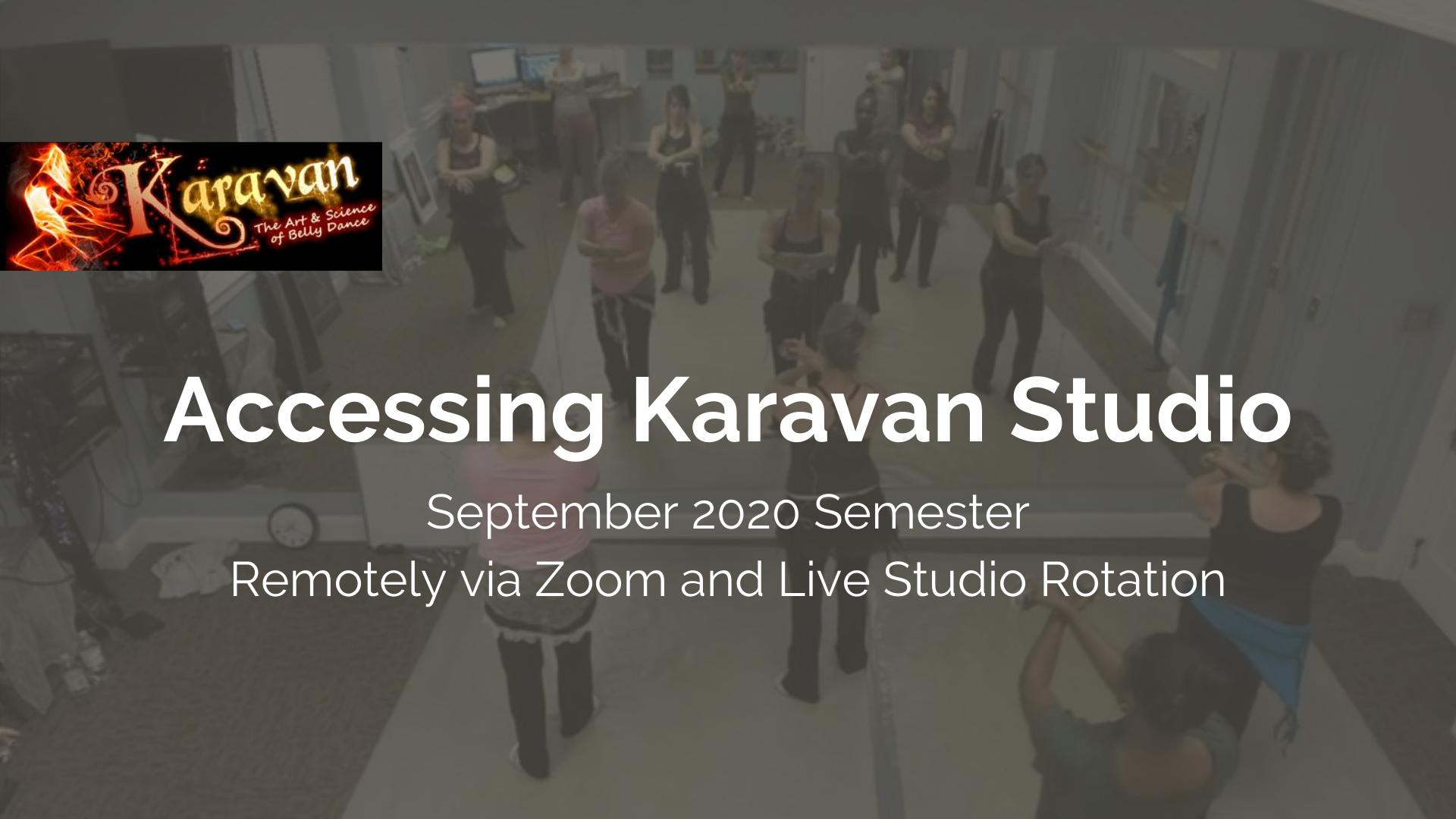 Accessing Karavan Studio