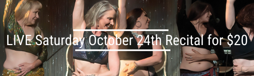 LIVE Saturday October 24th