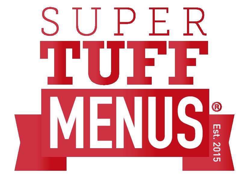 SuperTuffMenus Established 2015