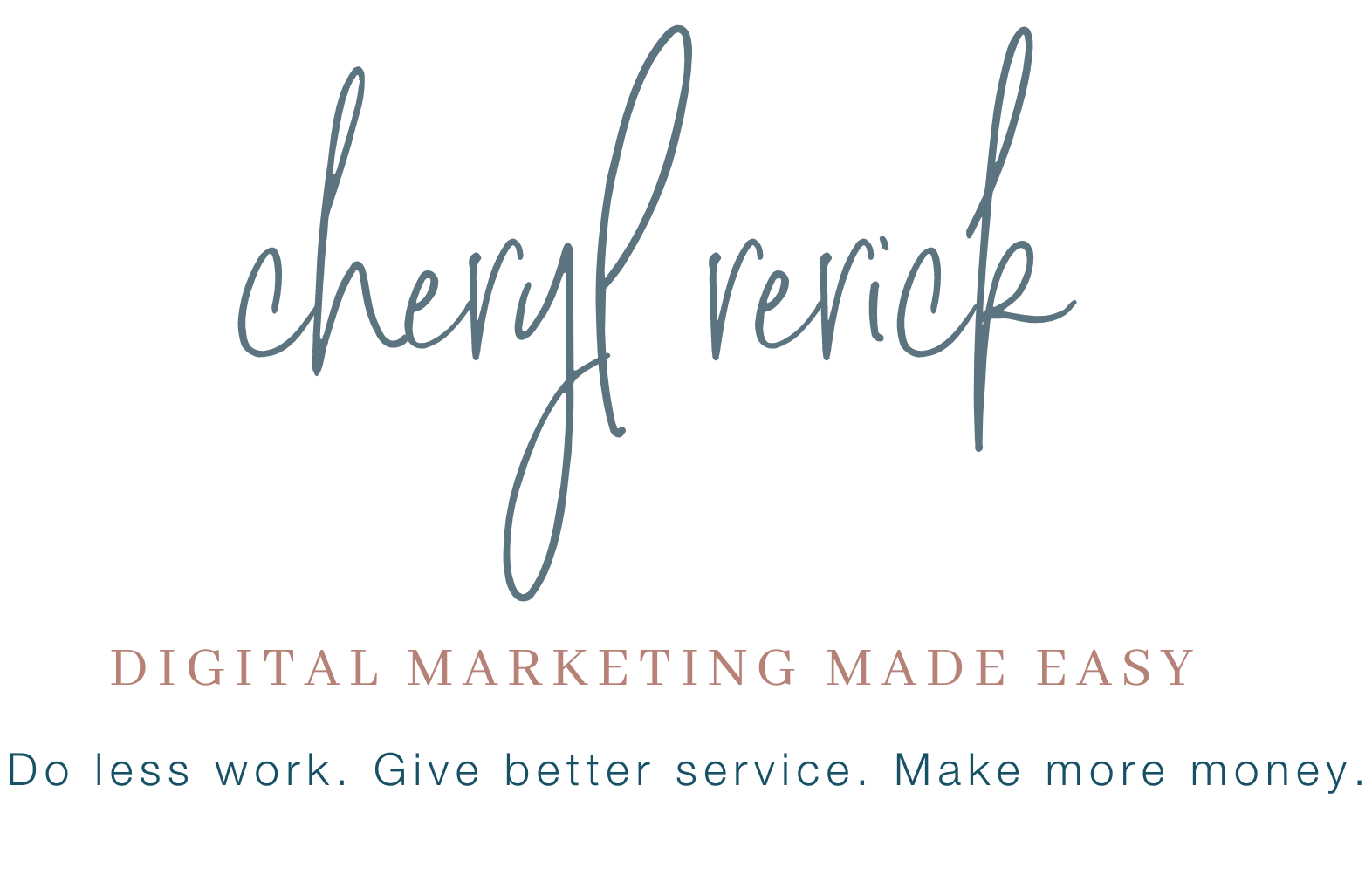 cheryl rerick digital marketing