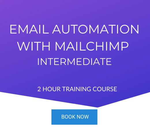 Mailchimp training