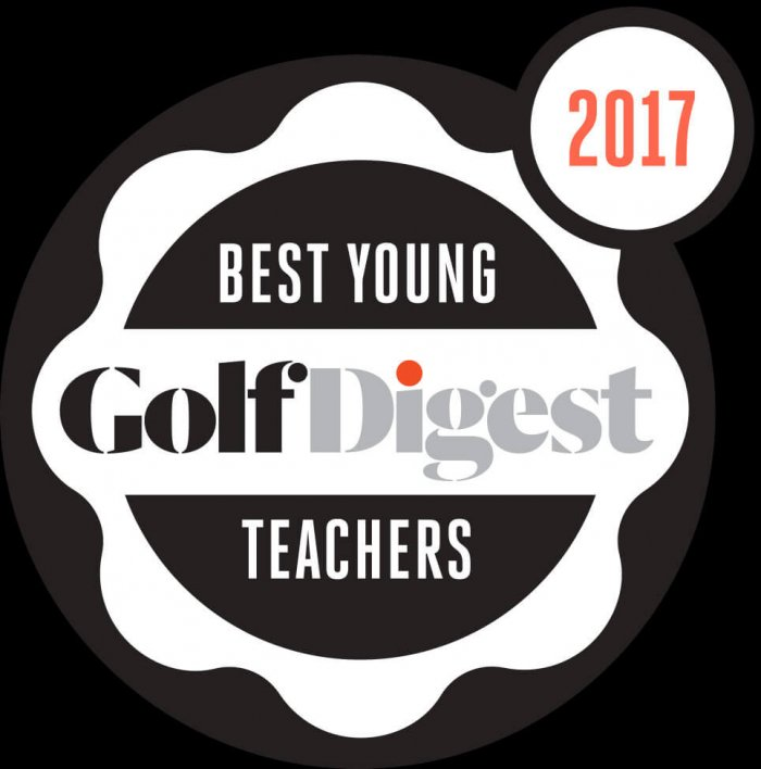Brad Pluth Golf Digest Best Young Teachers