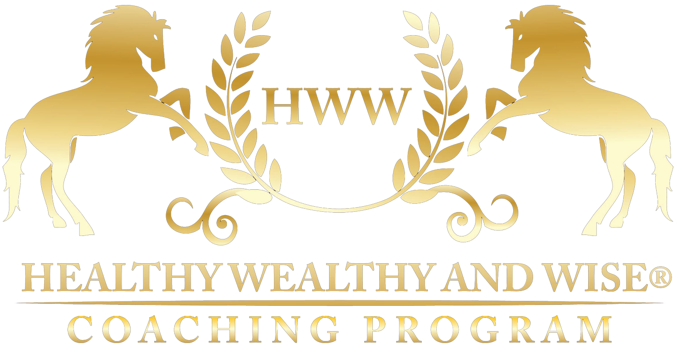 Healthy Wealthy and Wise Coaching Program Logo