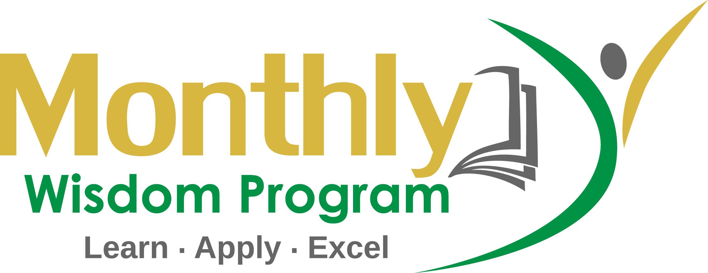 Monthly Wisdom Program