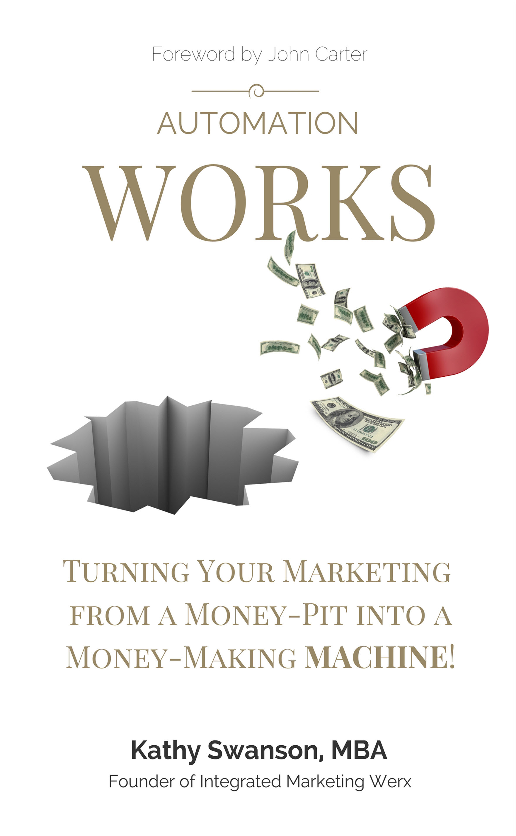 Automation Works | Author - Kathy Swanson | Integrated Marketing Werx