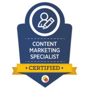 Content Marketing Specialist | Certified Digital Marketing Professional | Digital Marketer