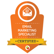 Email Marketing Specialist | Certified Digital Marketing Professional | Digital Marketer