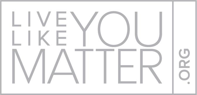 live like you matter.org logo