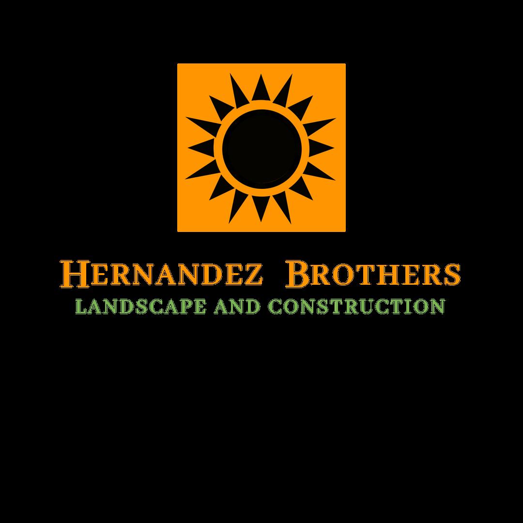 Hernandez Brothers Landscape logo