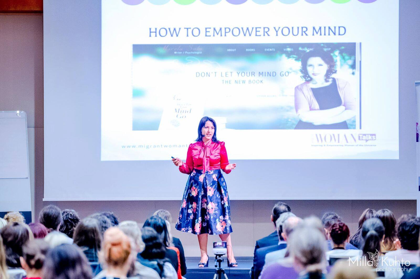 In her blueprint Mastermind Class, Mirela will teach you how to walk toward success and build a successful business. She will share with you exactly the steps that she used to build her global platform with Global Woman and the Businesswoman Today. At the end of the course you will have the knowledge on HOW TO: