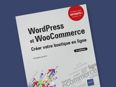Livre Wordpress et woocommerce