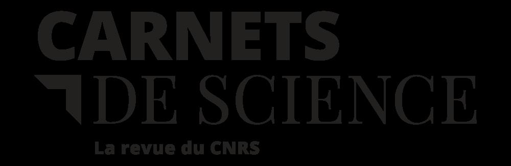 Logo Carnets de Science