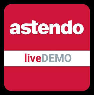 Icon von astendo liveDEMOs - mehr Informationen durch individuelle Präsentation