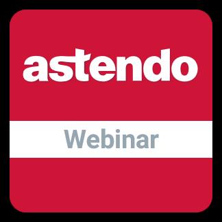 Icon von astendo Webinaren - mehr Informationen durch astendo Webinare