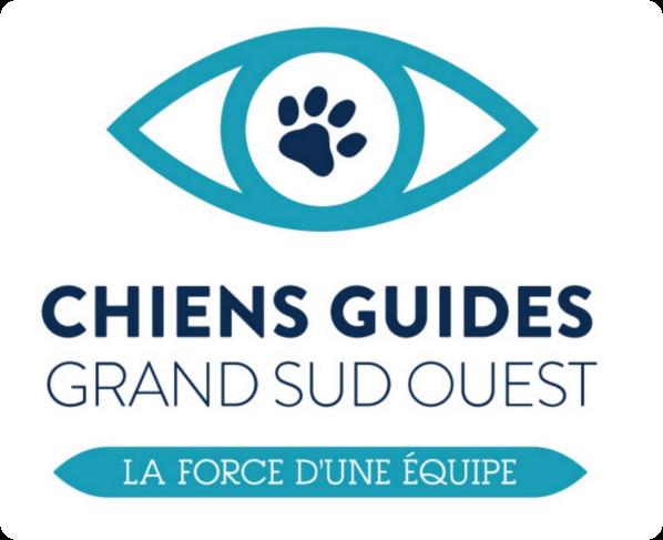 Logo Association Chiens Guides Grand Sud Ouest