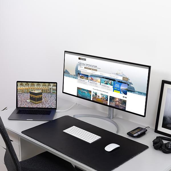 Connect Umrah - B2B and B2C Umrah Booking Software Solution
