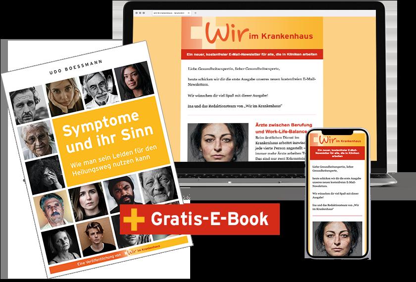 Newsletter + Gratis-E-Book