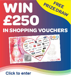 Free Prize Draw - Enter Now