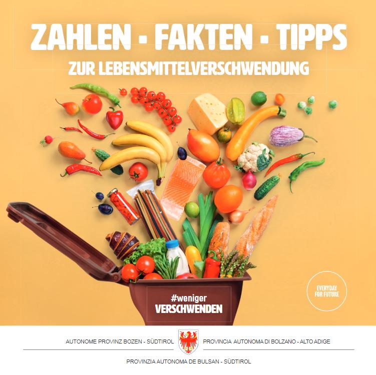 Zahlen, Fakten und Tipps gegen die Lebensmittelverschwendung