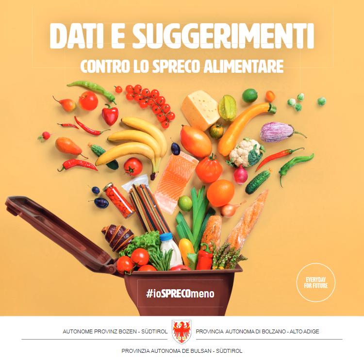 Suggerimenti contro lo spreco alimentare