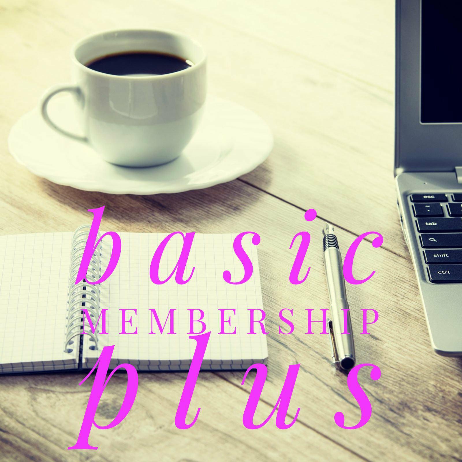 Basic Membership Plus