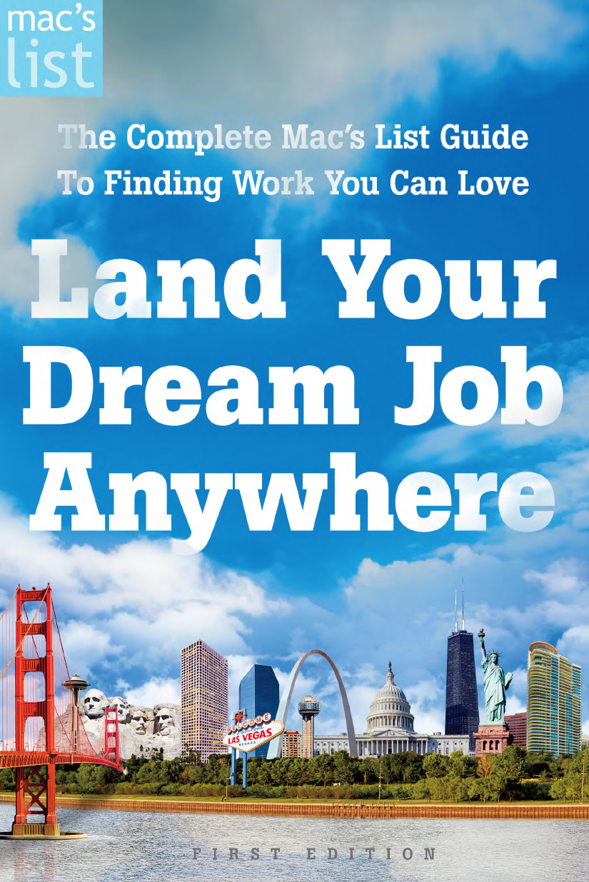 Land Your Dream Job Anywhere