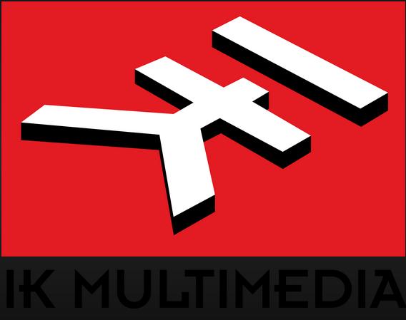 Thanks to IK Multimedia