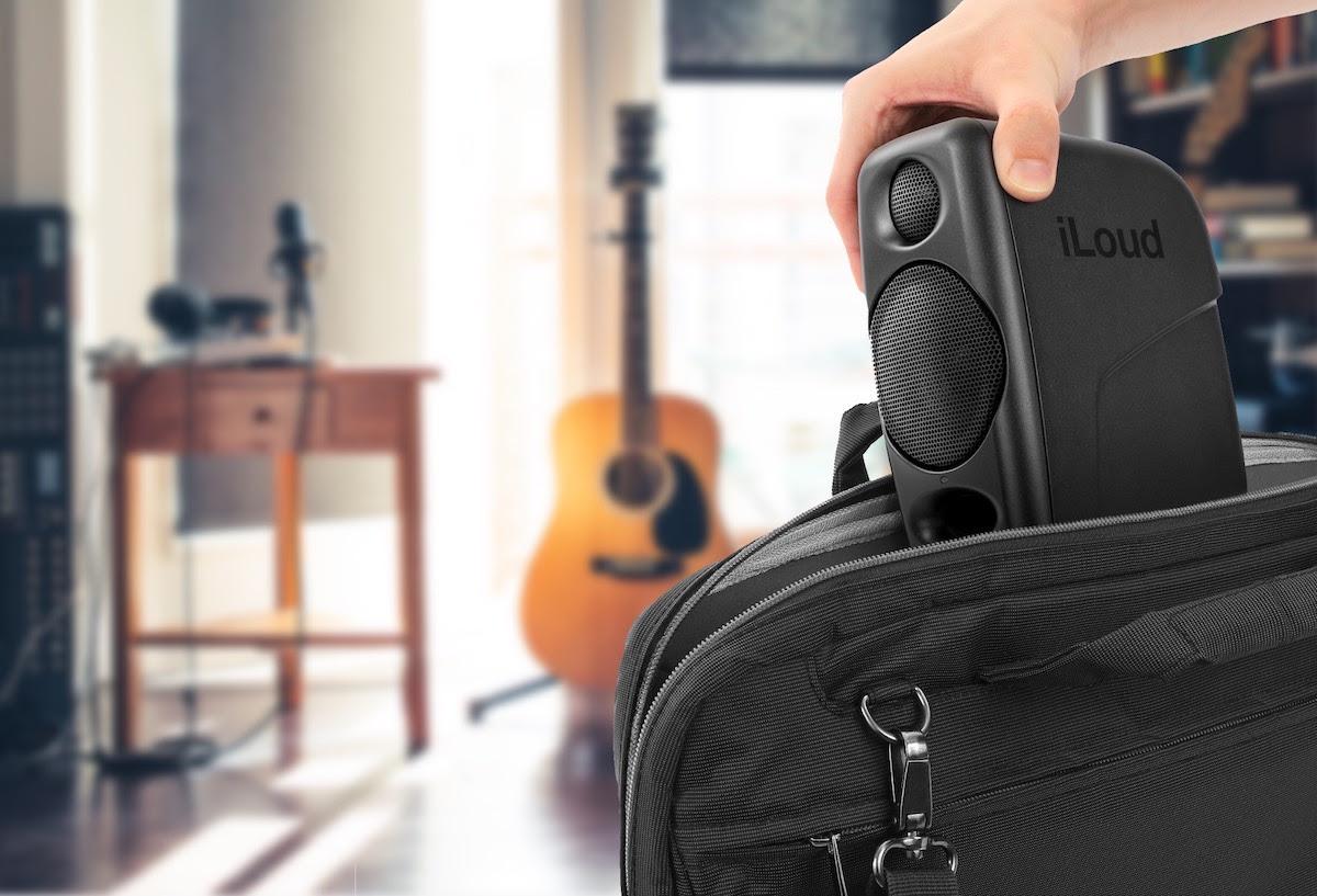 IK Media iLoud Micro Speakers