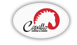 Cavallo Horse & Rider logo