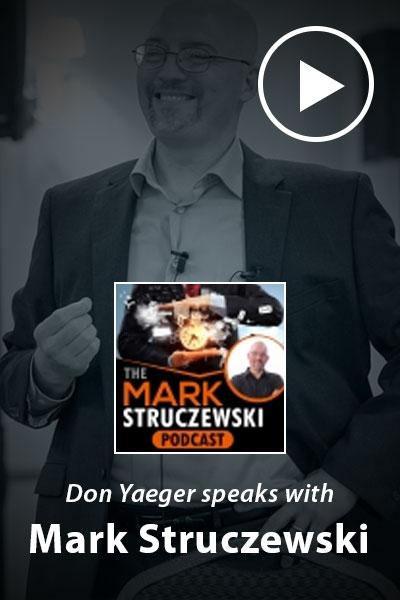 Don Yaeger speaks with Mark Struczewski
