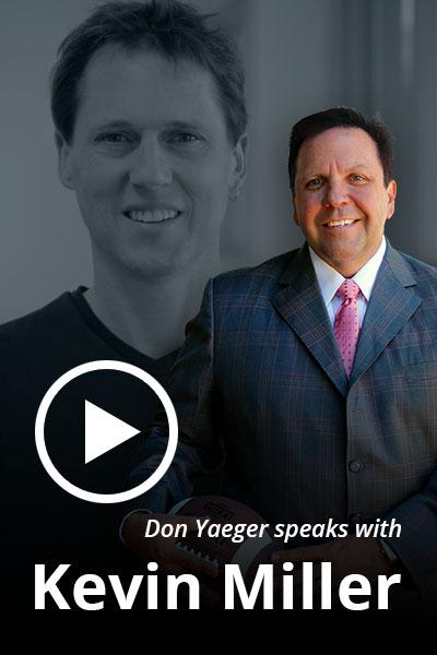 Don speaks with Kevin Miller