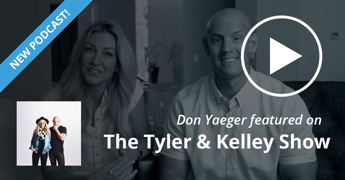 Don Yaeger featured on The Tyler & Kelley Show